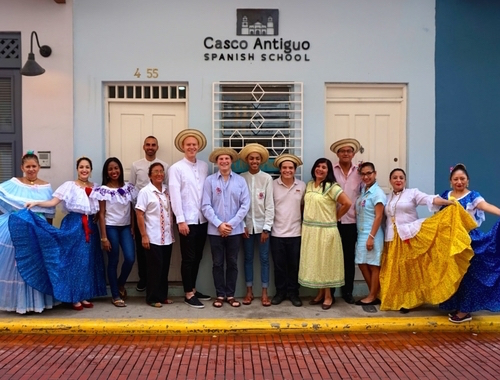 Client Testimonials - Casco Antiguo Spanish School Rosie Bell travel writer in Panama