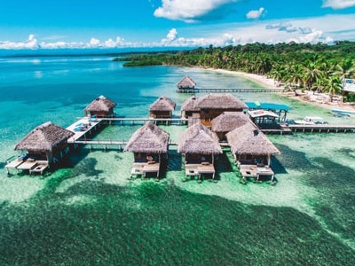 Club Elsewhere - The World's Travel Diary edited by Rosie Bell - Bocas del Toro Panama Tips - Azul Resort Bocas del Toro Panama