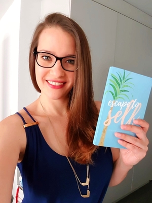 Escape to Self Personal development books - self help books on happiness - Rosie Bell author - life coaching
