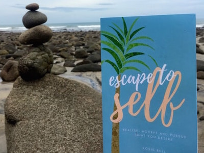 Rosie Bell Editor - Escape To Self Personal Development books - Positive Pscyhology books
