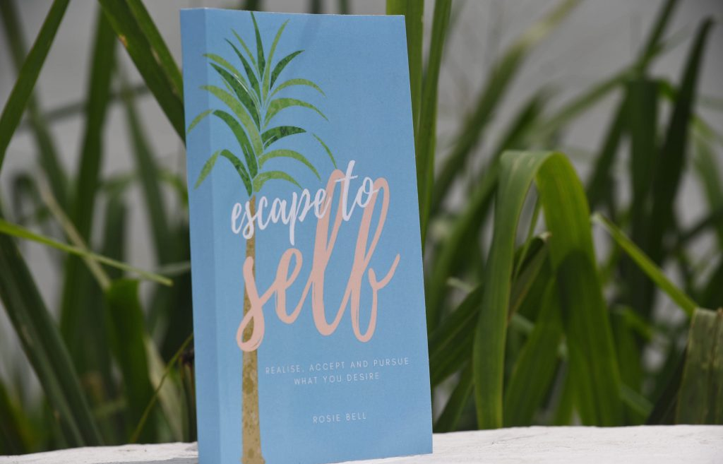 Rosie Bell Escape to Self Book - Personal Development new books