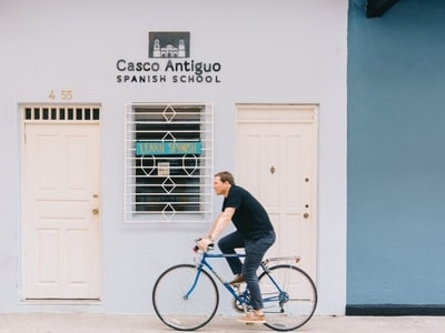 Rosie Bell Panama Travel Writer - Casco Antiguo Spanish School Brand Collaboration
