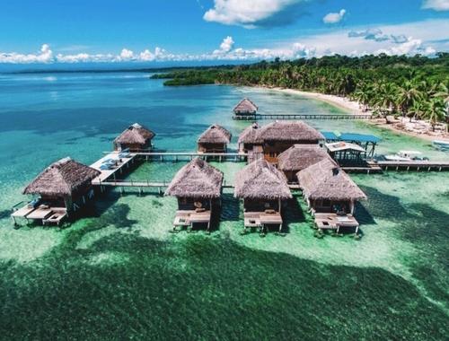 Rosie Bell travel writer portfolio - Azul Paradise over the water bungalow resort Panama - Pty Life Travel Magazine