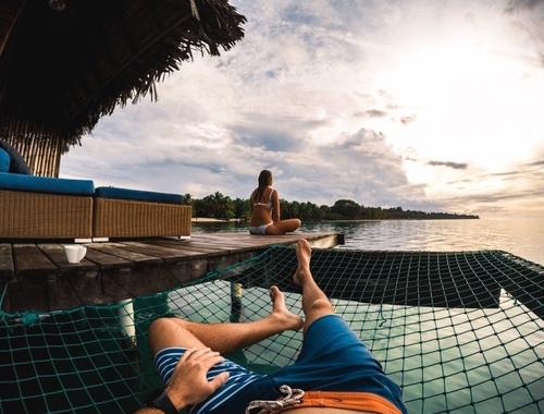Rosie Bell travel writer portfolio - Private beach resort for honeymoon in Panama - Azul paradise bungalow resort