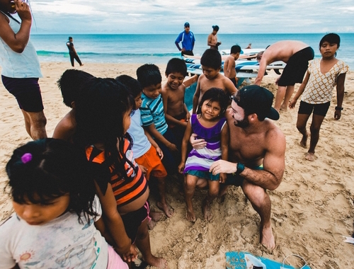 Rosie Bell travel writer portfolio - Private beach resort in Panama - Azul paradise bungalow resort - Kusapin bocas del toro