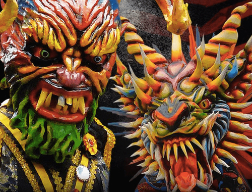 Rosie Bell travel writer portfolio - carnival in Panama - Club Elsewhere Travel Magazine
