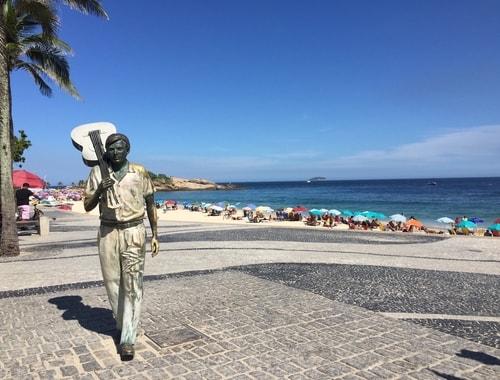 Rosie Bell travel writer portfolio - Google Touring Bird app - Rio de Janeiro local tips Ipanema