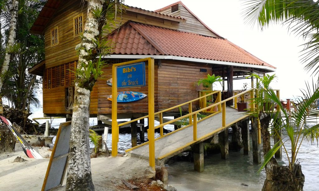 hings to do in Bocas del Toro Panama -central america solo travel backpacking isla carenero