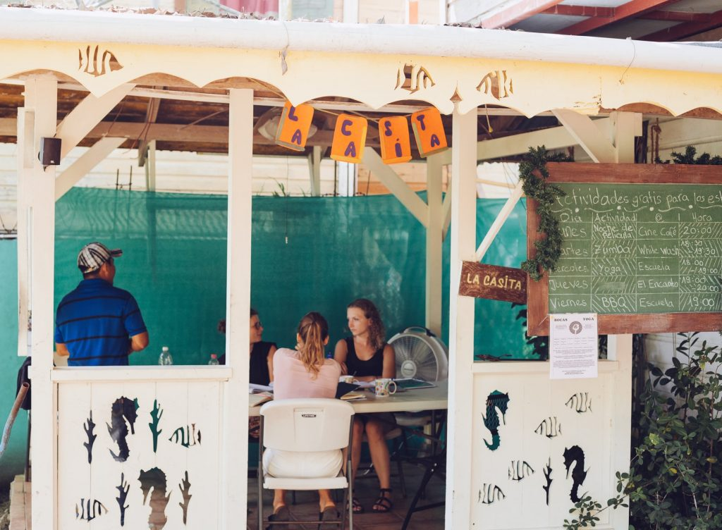 THINGS TO DO IN BOCAS DEL TORO - SPANISH LESSONS