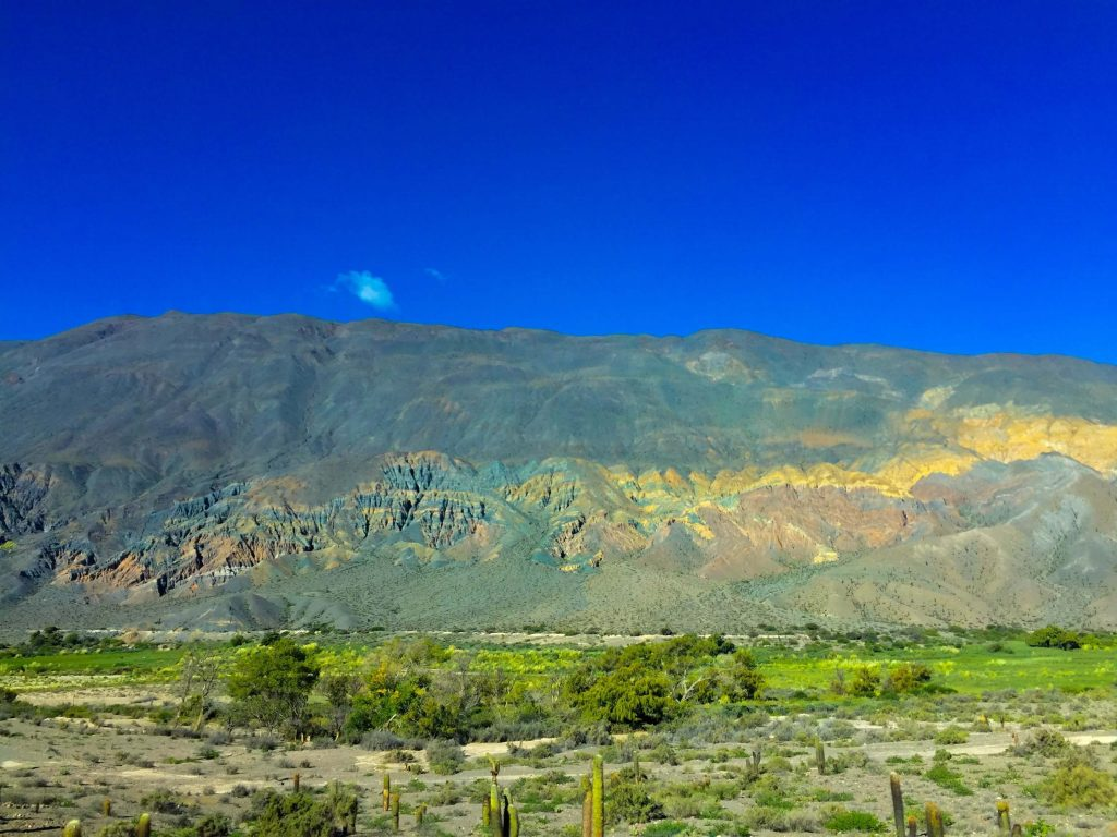 Train to the clouds Salta