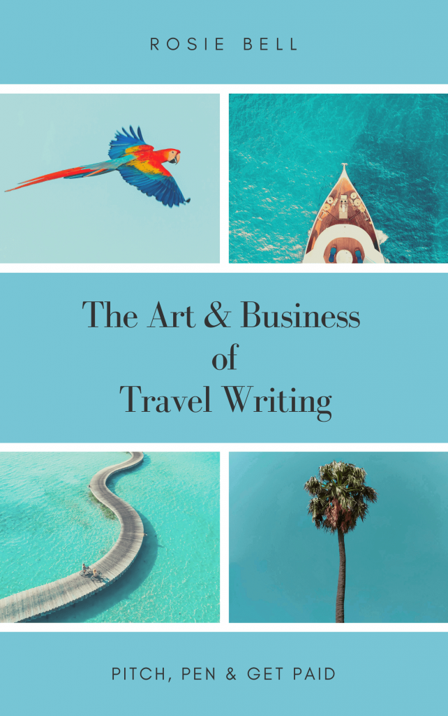 Travel writing books