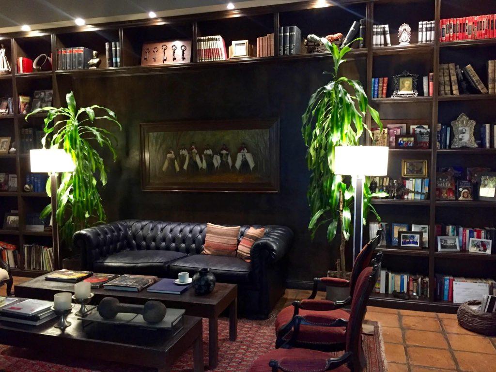 where to stay in Salta argentina - legado mitico